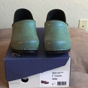 Sanita Nursing Clogs